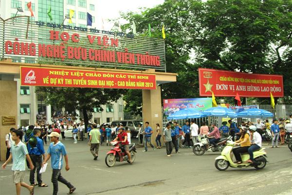 Đại học Công Nghệ Bưu Chính Viễn Thông