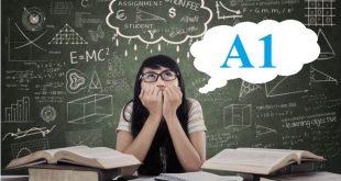 Khối A1 gồm những ngành nào?